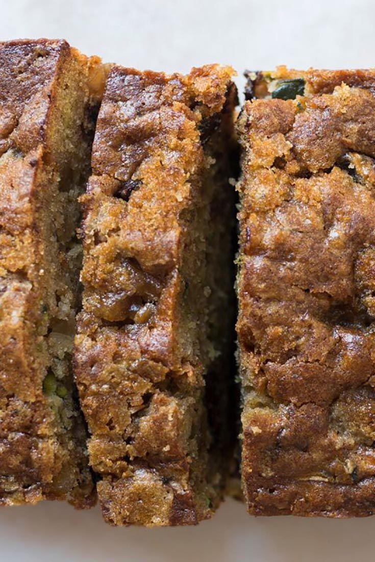 Simple Zucchini Bread Recipe Zucchini Bread Zucchini Bread