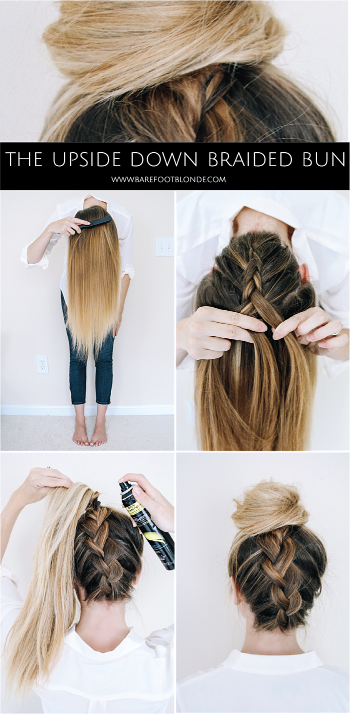 Wet hairstyles you can do when you donut have time to blow dry
