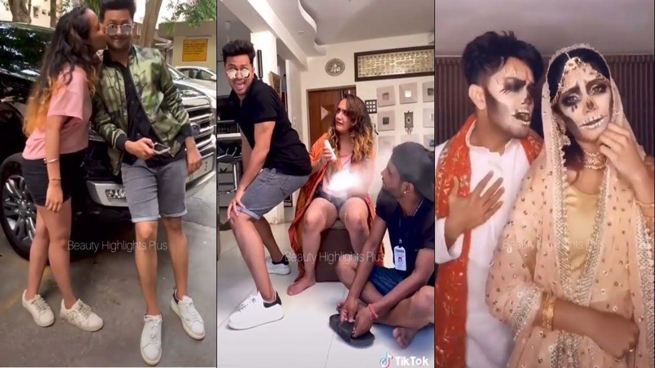 Funny Tik Tok Videos Compilation - Zaid, Anam, Awez Darbar