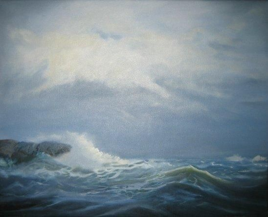 Solfrid Helene Steinskog (painting)