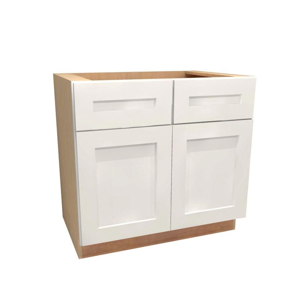 Home Decorators Collection Newport Assembled 33 in. x 34.5 ...