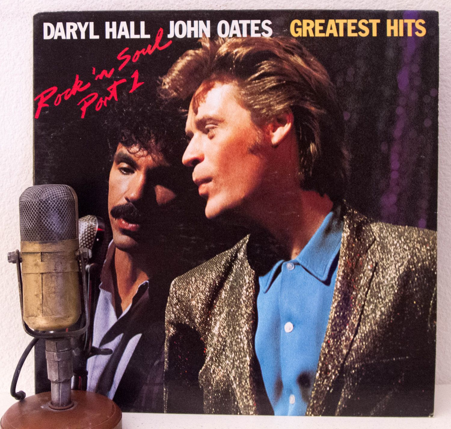 Hall and oates rock n soul part 1 vintage vinyl record