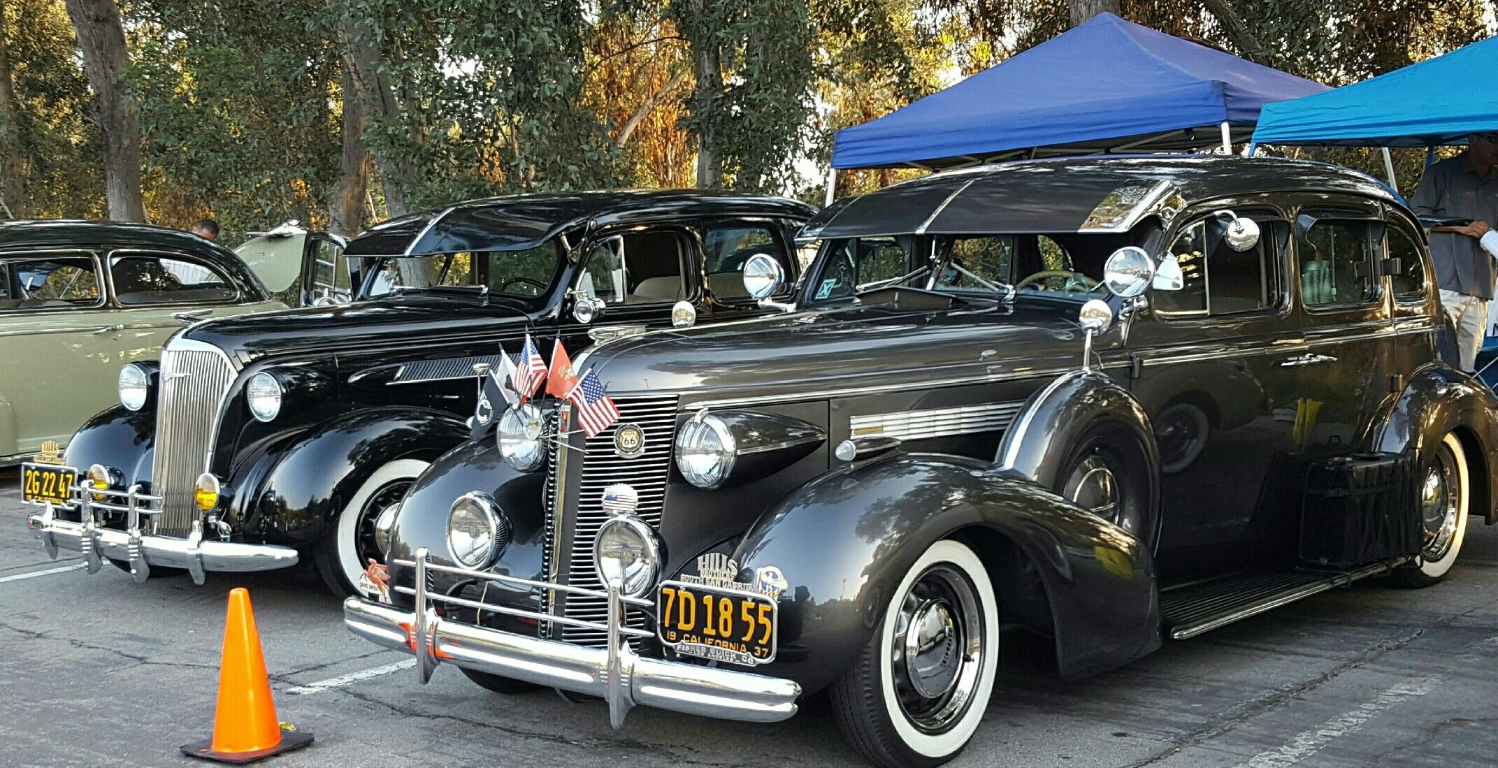 1937 Buick Chevrolet Hills Brothers Lomas South San Gabriel