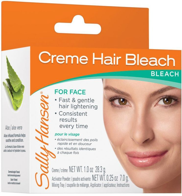 Sally Hansen Creme Hair Bleach Ulta Beauty How To Lighten Hair