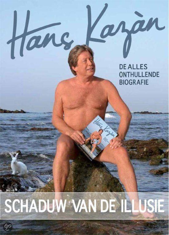 boek hans kazan