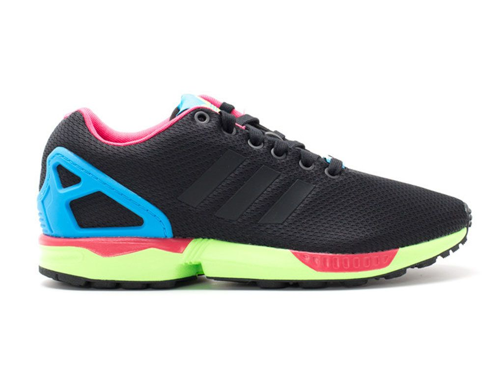 acheter populaire 972e5 02bed Adidas ZX Flux - Chaussure Adidar Pas Cher Pour Homme cblack ...