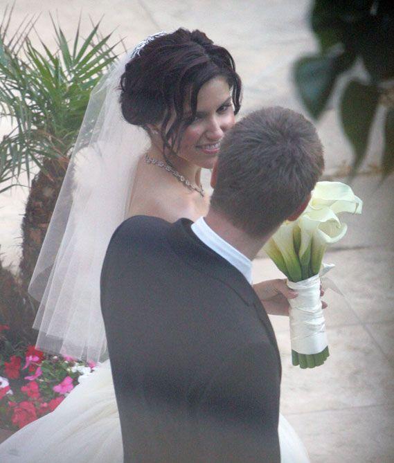 Sophia Bush Celebrity Weddings S Chad Michael Murray Wedding