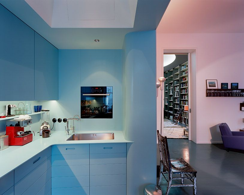 Apartment Sabottka Berlin 2006 Thomas Kroeger Modern Interior Interior House Colors