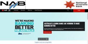 Www Nab Com Au Nab Login Online Internet Banking Ebook Business Person Banking