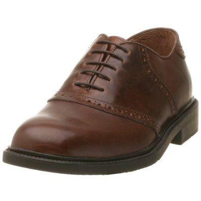 Amazon Com Florsheim Men S Dryden Saddle Oxford Shoes Saddle