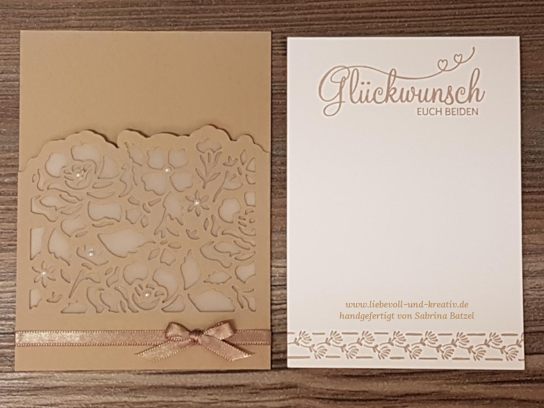 hochzeit wedding gl ckwunschkarte florale fantasie stampin 39 up hochzeit wedding pinterest. Black Bedroom Furniture Sets. Home Design Ideas