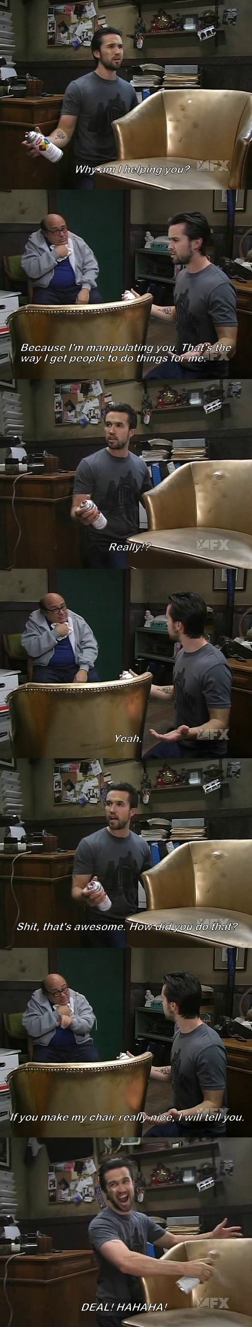 Mac and Frank | MEMES | Reddit funny, Funny pictures, It's always sunny
