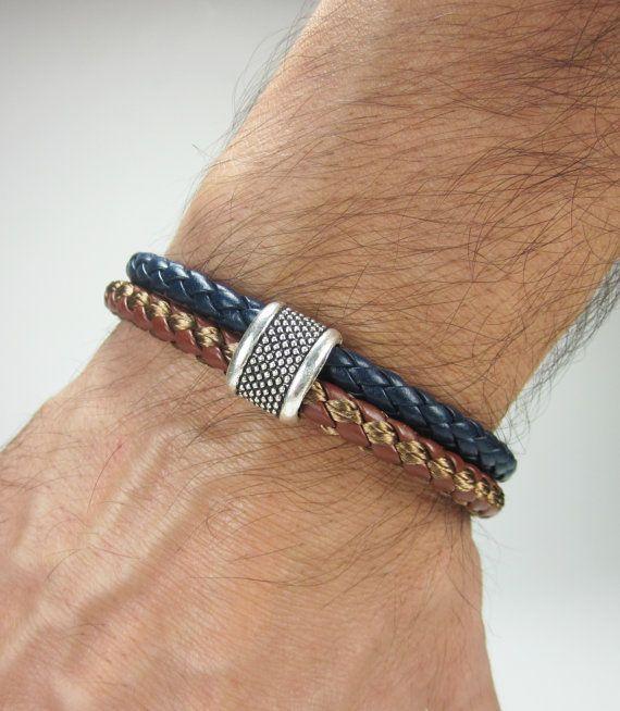 Men S Bracelets Bracelets For Men Leather