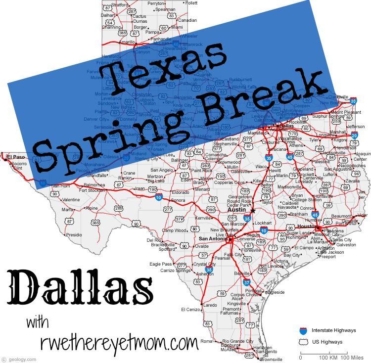 Dallas Spring Break Ideas Spring Break Texas Vacations