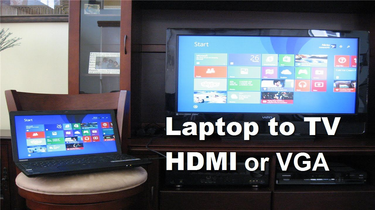d623f17ba4e109cdc550dcdd9781a4a4 - How To Get Laptop Screen On Tv With Hdmi