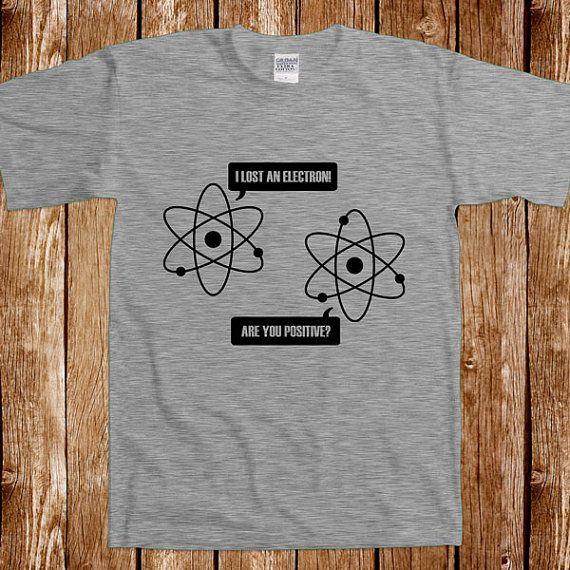 a255b3123 Funny Physics T shirt Gift For Geek Teacher Science Nerd Tshirt Tee Shirt  Humor Joke Gag Cool Awesome Geeky Nerdy