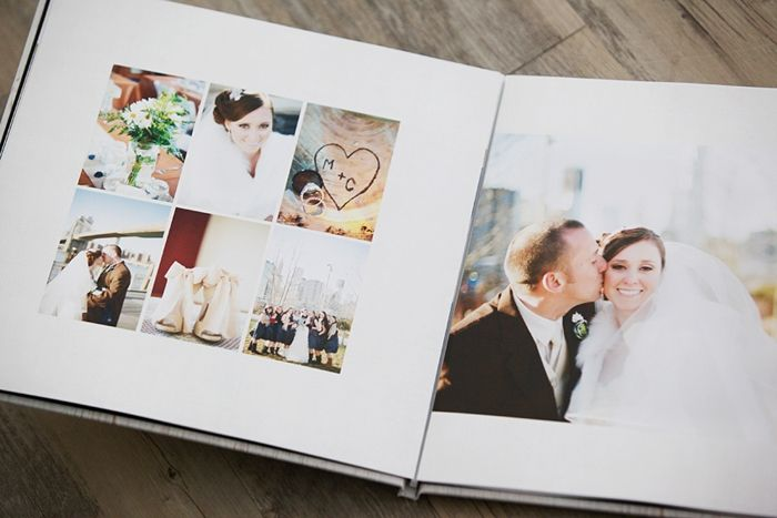 beautiful clean modern album design templates for professional wedding and portrait photographers the