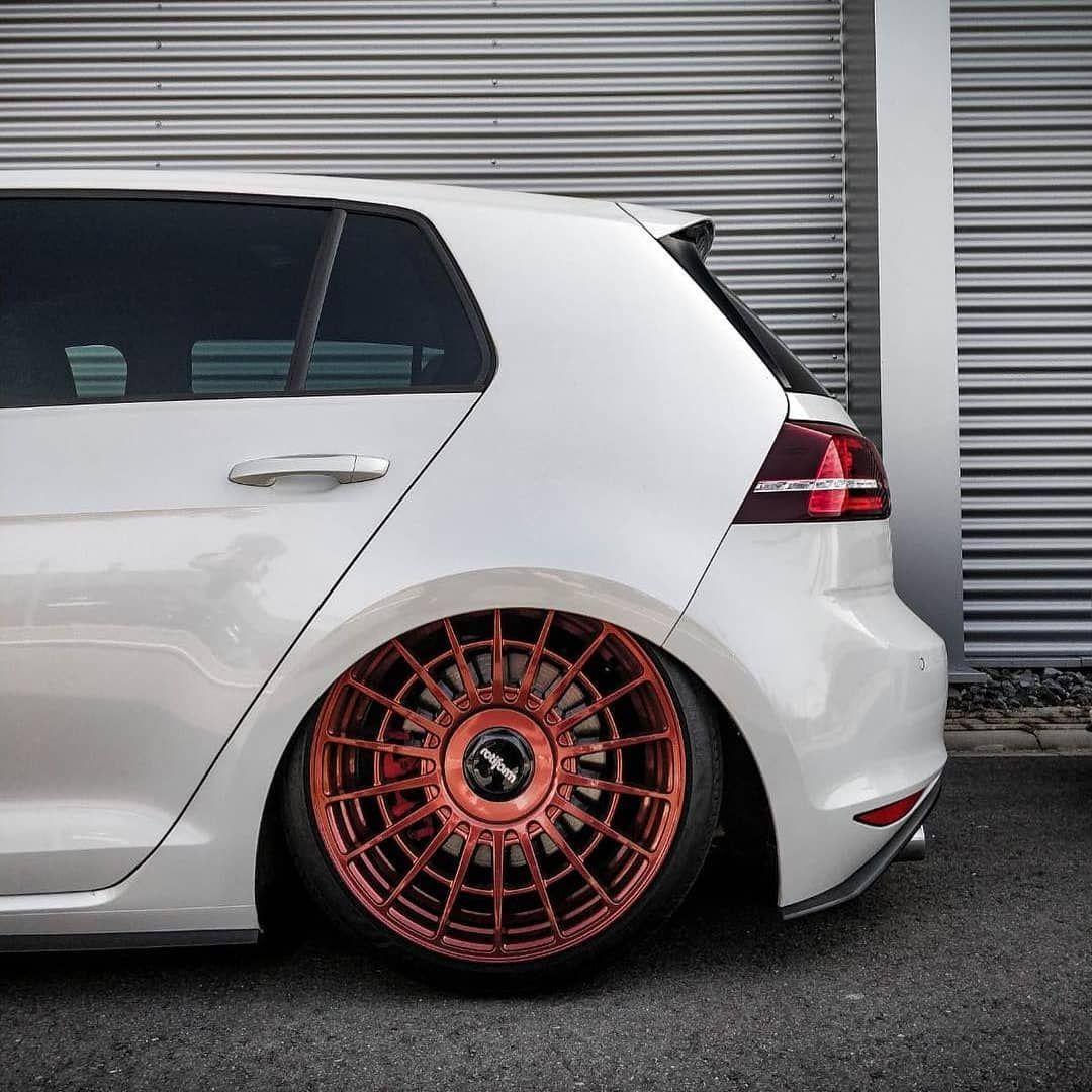 Rotiform Las R On Volkswagen Golf Gti Snro Special Wheel