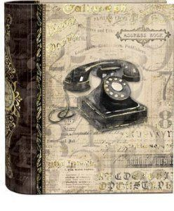 Touch of Romance Address Book - Phone - Only 3 Left