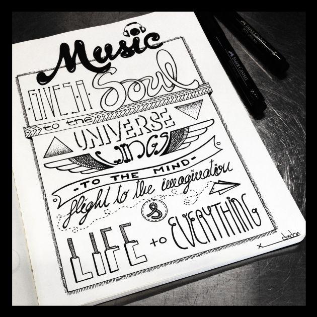 Choir T-Shirt Idea | Sketch book