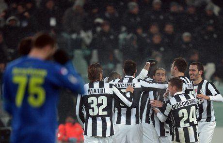 Tanpa balas 4-0 Juventus kalahkan Udinese | BDbola.com