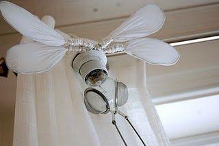 Ikea Hackers Dragonfly Lamp