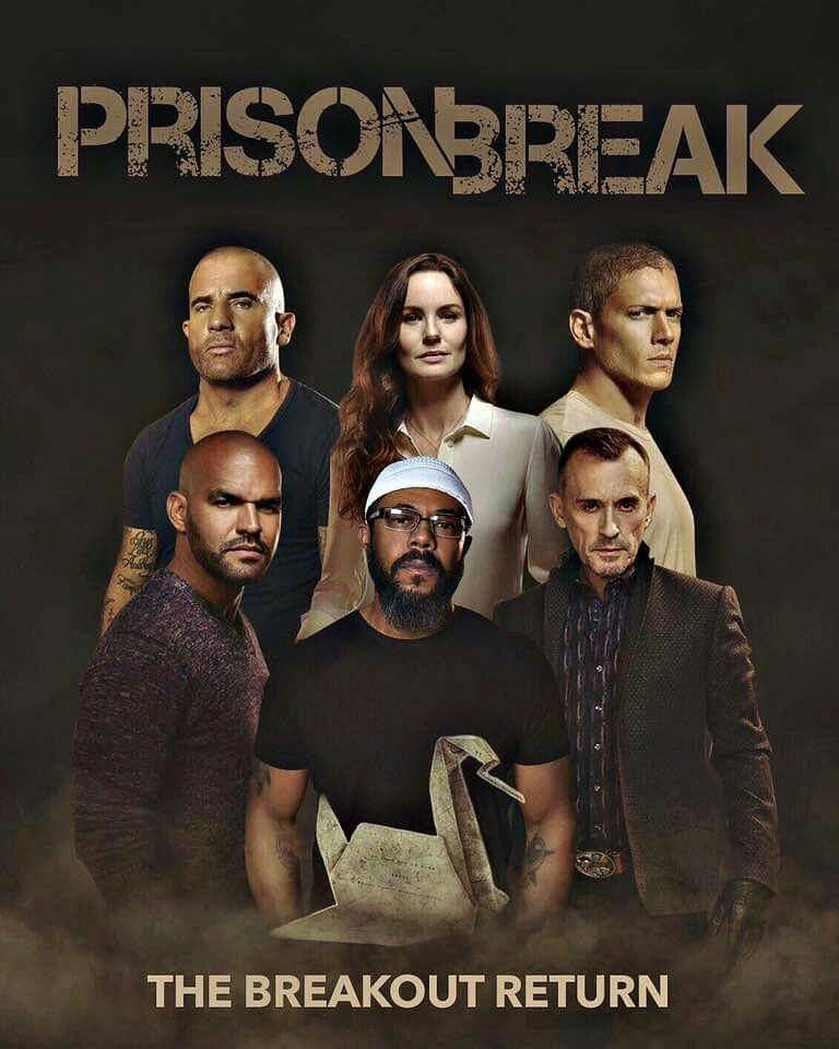 Serienjunkies Prison Break Staffel 5
