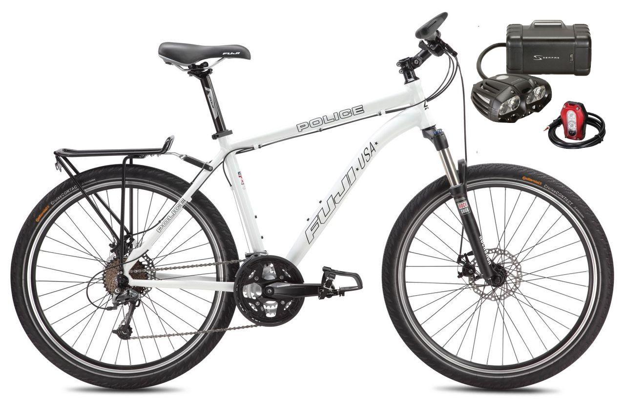 Fuji 2014 Police Patrol Mountain Bicycles w/26-Inch Wheels