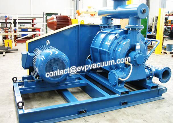 Large capacity liquid ring vacuum pump Vacuum pump