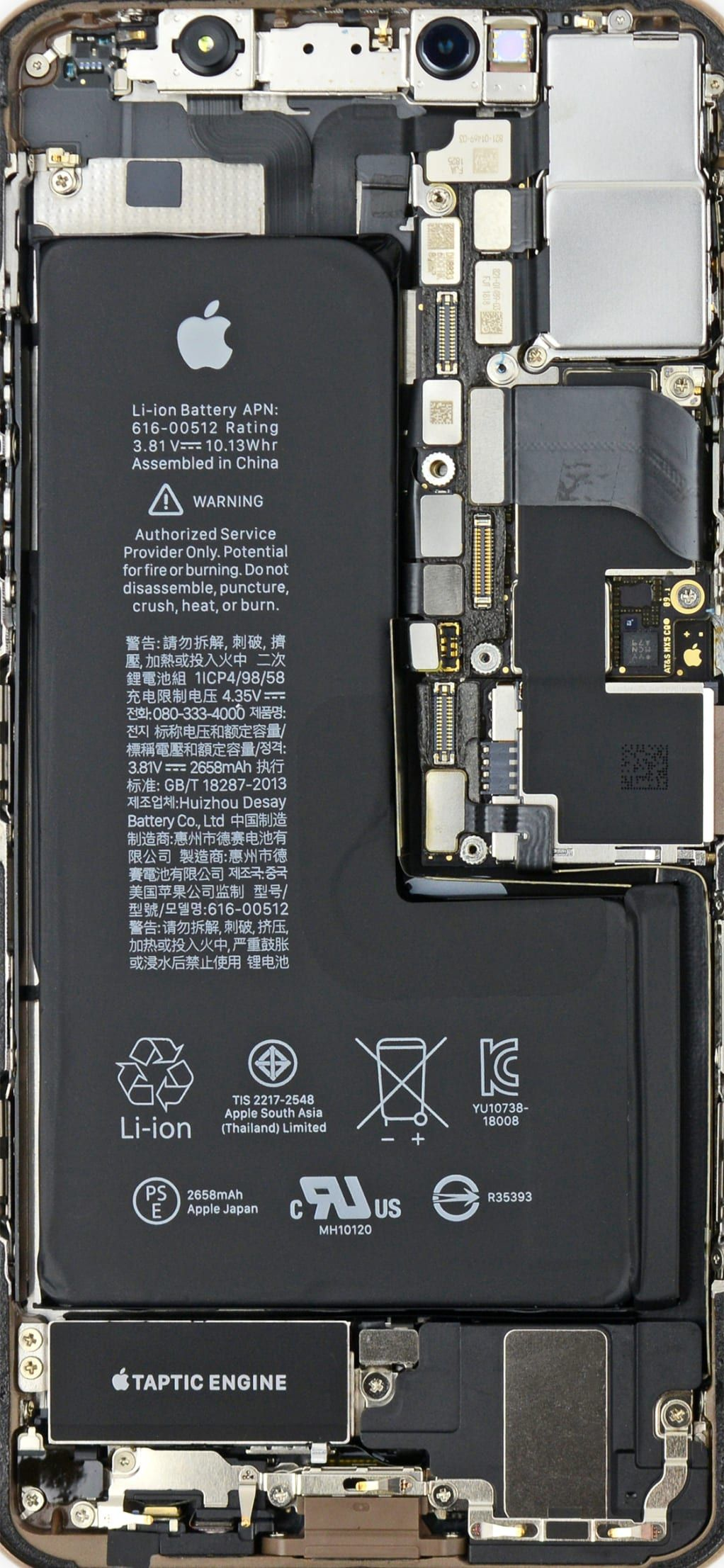 You Can Show Off The Inside Of Your New iPhone XS With This ...