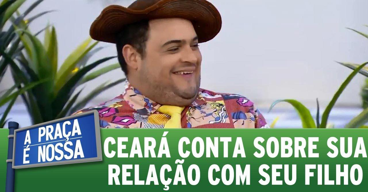 A Praça é Nossa (02/06/16) Ceará conta sobre sua relação com seu filho