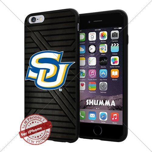 "NCAA-Southern Jaguars,Cool iPhone 6 Plus (6+ , 5.5"") Smartphone Case Cover Collector iphone TPU Rubber Case Black SHUMMA http://www.amazon.com/dp/B0136PSPDO/ref=cm_sw_r_pi_dp_Fbwhwb0QMRBRW"