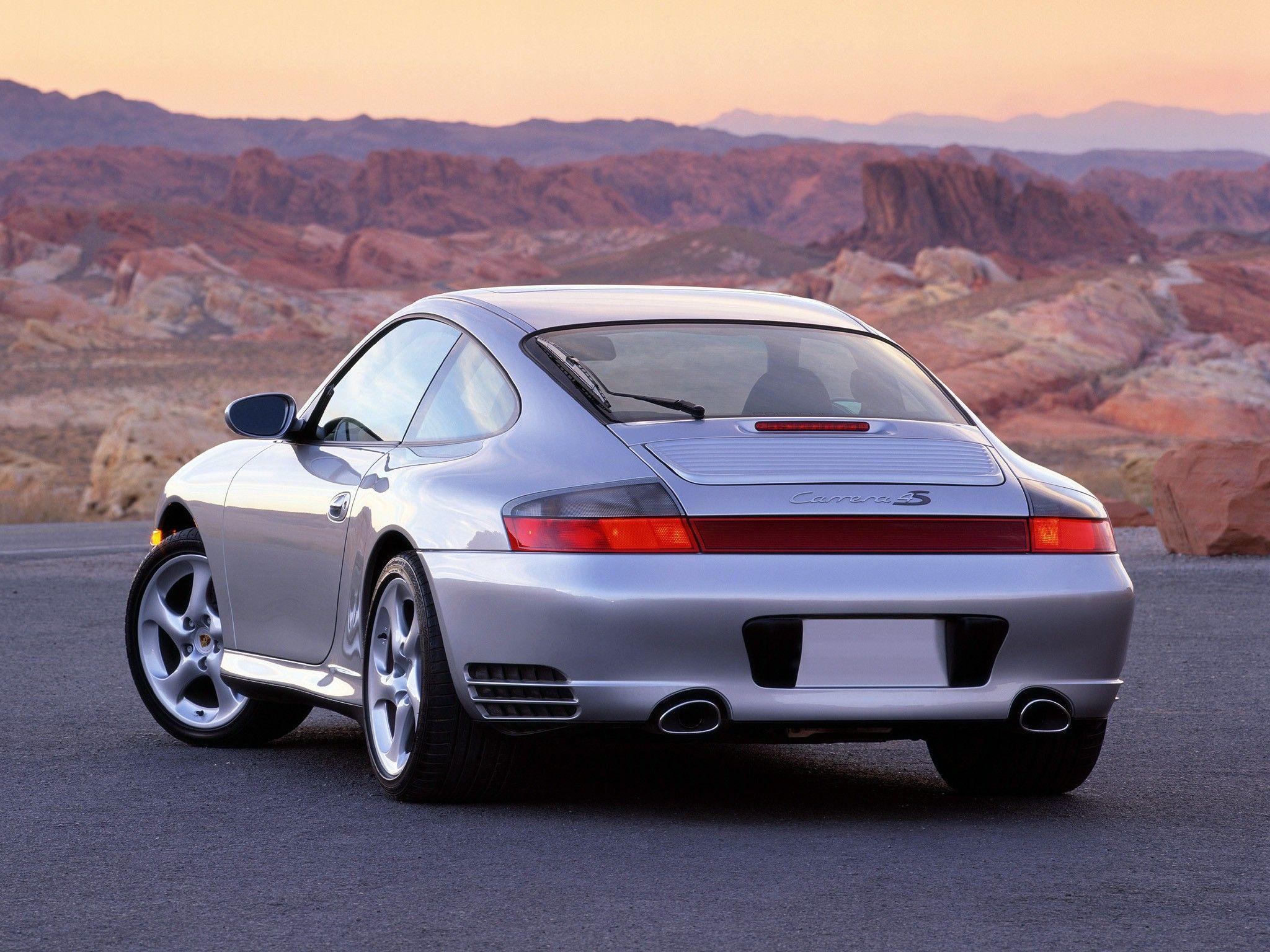 996 2 Porsche 911 Carrera 4s Porsche 911 911 Carrera 4s