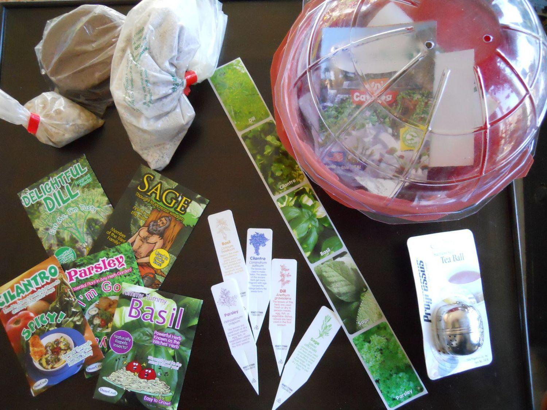 Culinary Herb Garden $29.95
