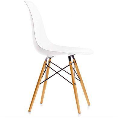 Dkw White Eames Chair Replicas Eames Side Chair