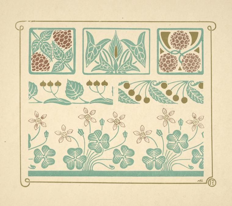 """Photo From Album """"Victorian Ornament And Pattern"""" On In"""
