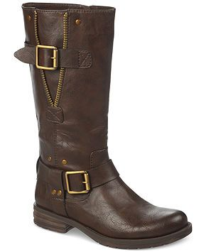 Naturalizer Ballona Wide Calf Boots - Shoes - Macy's
