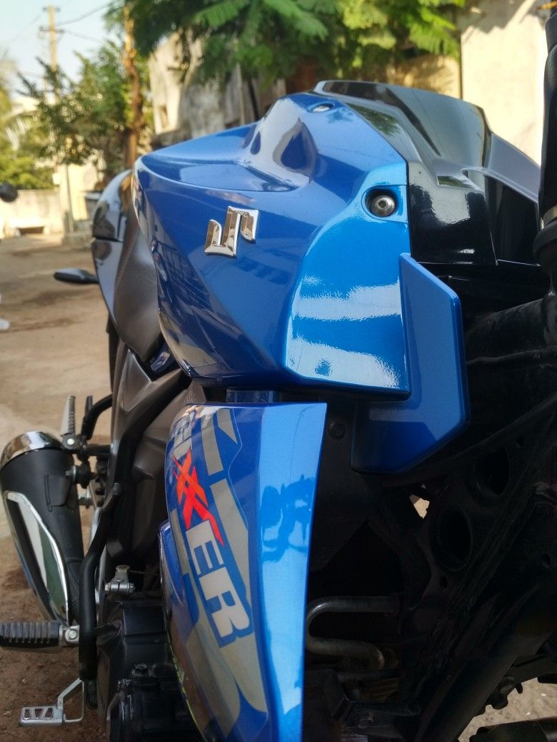 Gsx150r Theclutchless