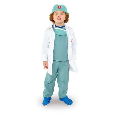 Kids Will Have A Blast Dressing Up Like Medical Doctor With The Imaginarium Dress Set Includes 2 Piece Scrubs