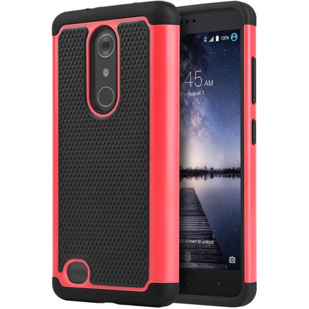 Cell Phones Zte Zmax Pro Case Protective Cases Pink