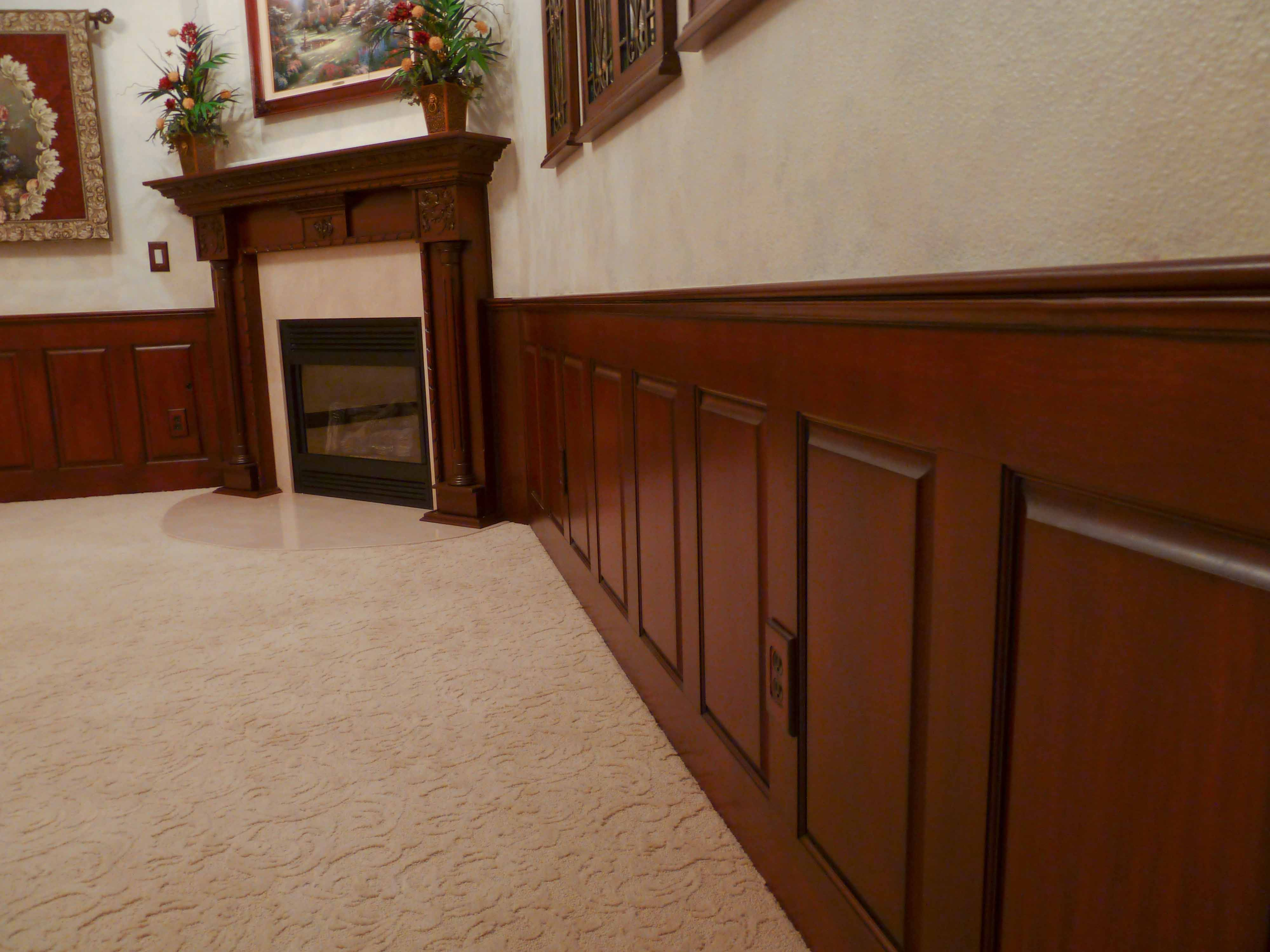 Wainscoting Dining Room Wainscoting