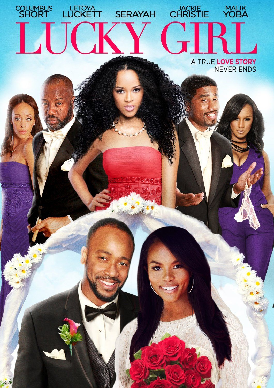 Lucky Girl Girl movies, Girls dvd, Lucky girl