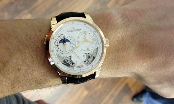 JLC Duometre Moonphase Jump Second
