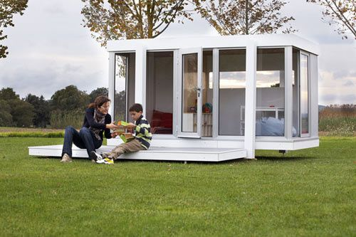 Architectural Playhouses Outdoor playhouses, Art studios and Backyards