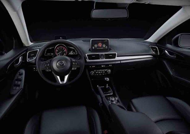 2016 Mazda 3 Interior Mazda 3 Sedan Mazda 3 Hatchback Mazda Mazda3