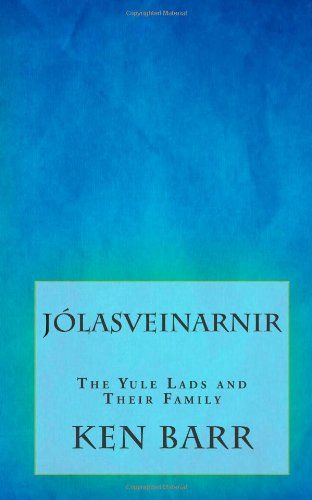 Jólasveinarnir: The Yule Lads and Their Family by Ken Barr http://www.amazon.com/dp/1499277679/ref=cm_sw_r_pi_dp_DOFfub12PHAZP