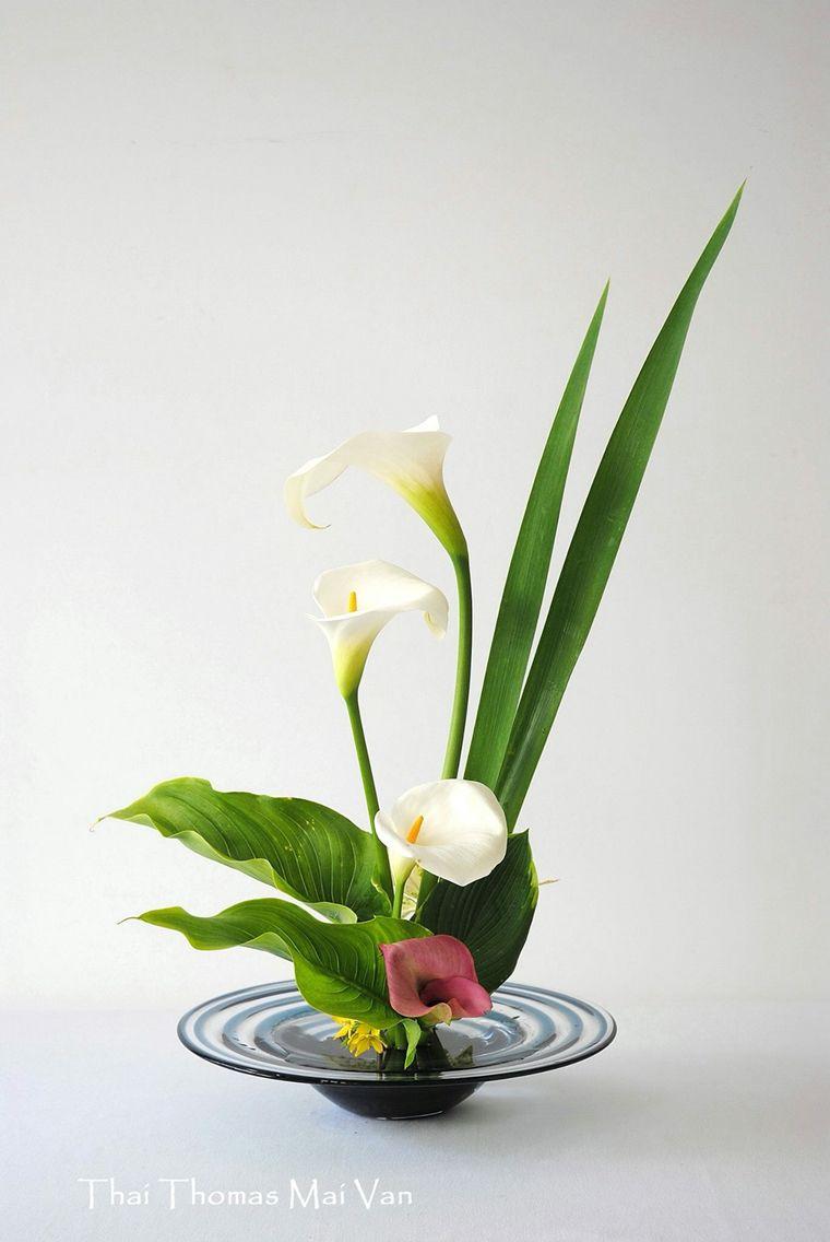 art floral ikebana mai van thai thomas ikebana. Black Bedroom Furniture Sets. Home Design Ideas