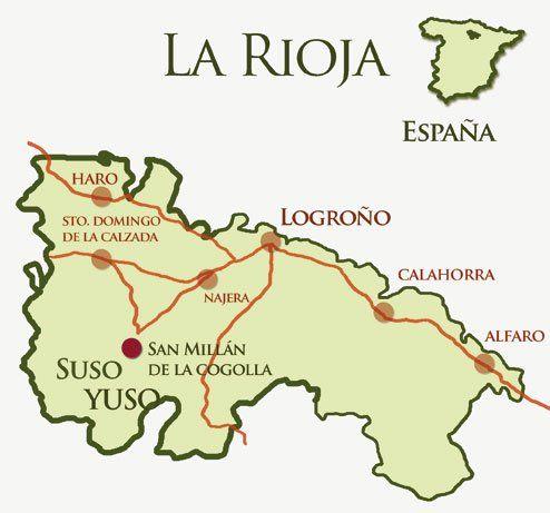 El Camino de Santiago La Rioja Travel Pinterest Camino de