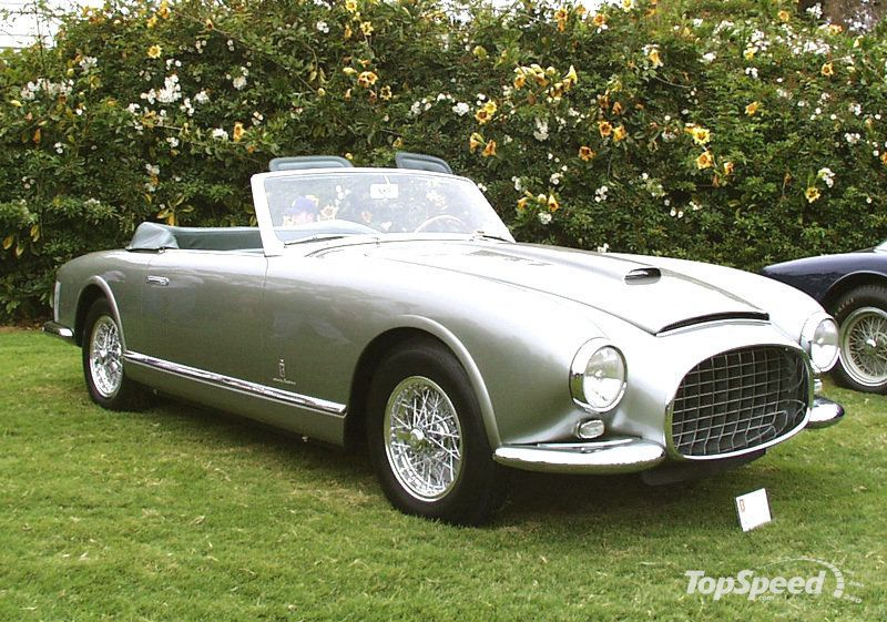 1951 Ferrari 342 America Gallery 318659 Classic european