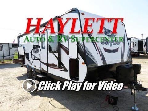 Haylettrv Com 2017 Jayco Eagle Ht 27 5rlts Rear Living Room Half